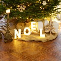 Blachere illumination - Mot Noël Led 54 cm