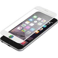 Zagg - Film protection écran iPhone 6/6S blanc