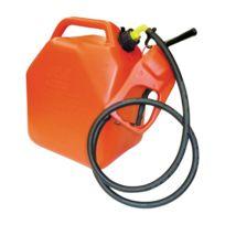 Cemo - Jerrican carburant plastique 25 L avec pompe manuelle