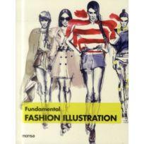 Monsa - Fundamental fashion illustration