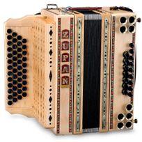 Zupan - Eco 4/III harmonica si-mi-la-ré aulne
