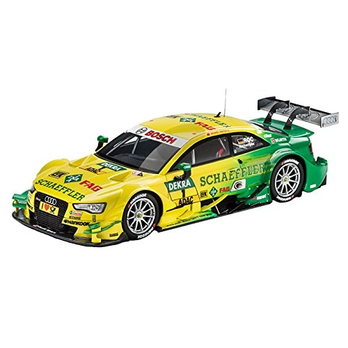 5021400123-MAQUETTE-VOITURE-Q 5-DTM 2014 Rs/ROCKENFELLER Conducteur