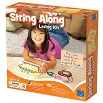 Educational Insights - String Along Lacing Kit Pattern