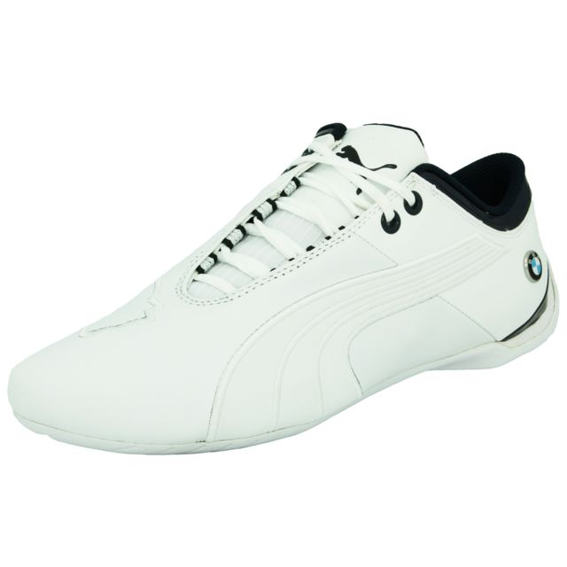 Puma - Bmw Ms Future Cat M1 Chaussures Mode Sneakers Homme Cuir Blanc  Motorsport - pas cher Achat   Vente Baskets homme - RueDuCommerce 454fd2b54caa