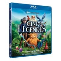 DreamWorks Animation Skg - Les Cinq légendes