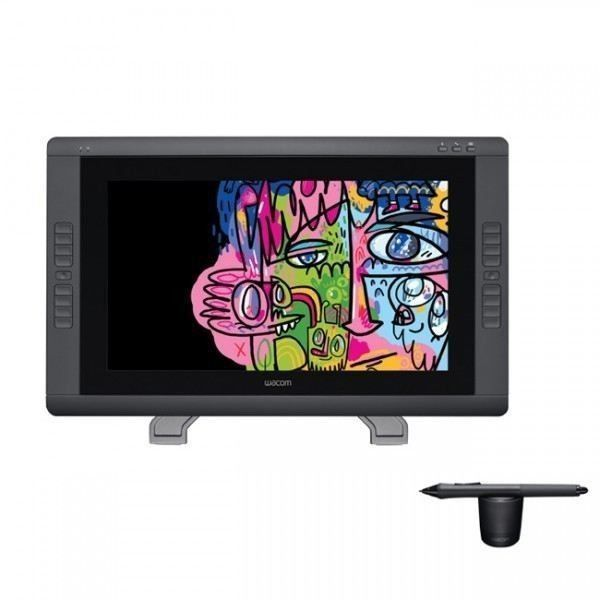 wacom cintiq 22hd dtk mac win pas cher achat vente tablette graphique rueducommerce. Black Bedroom Furniture Sets. Home Design Ideas