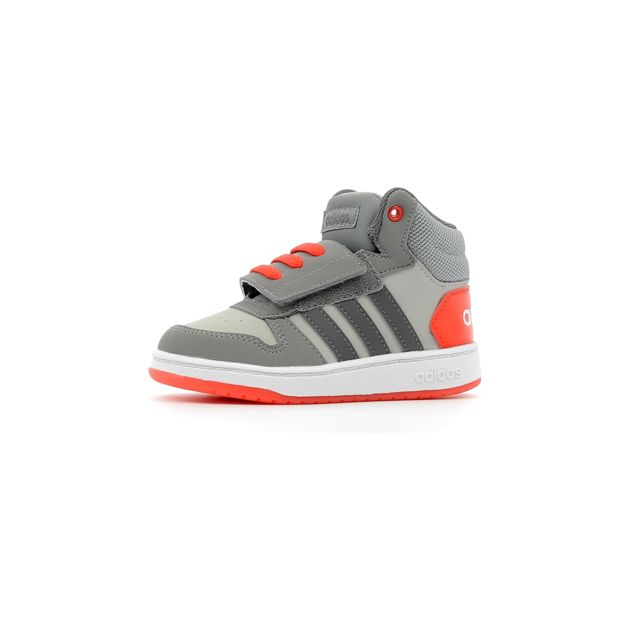 Adidas performance Baskets montante enfants Hoops Mid 2.0