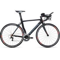 Cube - Vélo Triathlon Aerium Hpa Pro Black´n´grey 2017 49 Cm