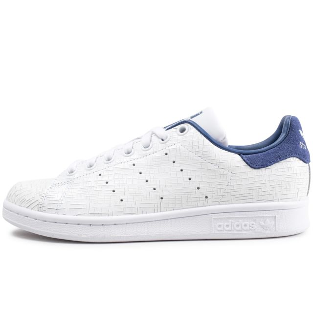 adidas original stan smith bleu