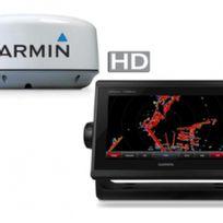 Garmin - Pack Gpsmap 7408xsv + Gmr 18HD