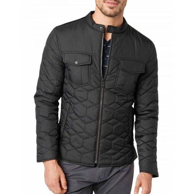 Blouson Pas Quilted Biker Jacket Xxl Tailor Noir Tom Cher uFJKTlc13