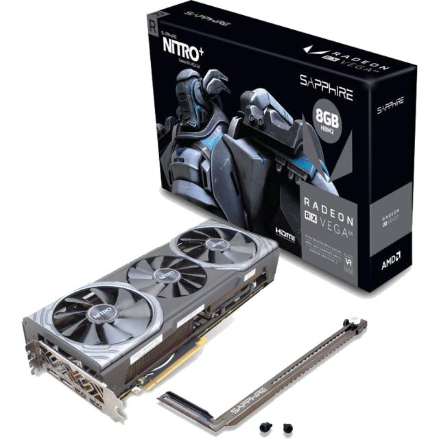 SAPPHIRE TECHNOLOGY - Nitro+ Radeon RX VEGA 64