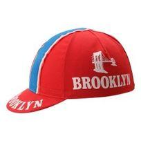 Apis - Casquette Brooklyn rouge