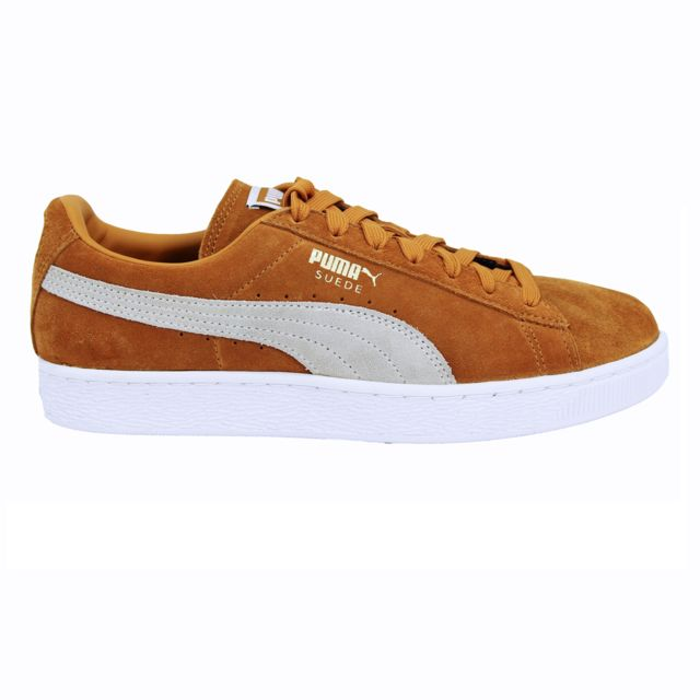 Puma Suede Classic + Chaussures Mode Sneakers Unisex Cuir