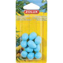 Zolux - Oeufs Canaris Factices X10