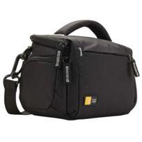 CASE LOGIC - Housse en nylon noir pour caméscope et Hybride - 140 x 112 x 89 mm