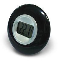 Otio - thermomètre intérieur noir - 936052