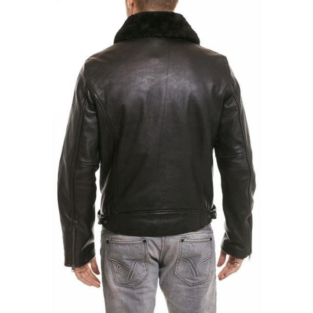 Schott - Blouson Lc3430 black