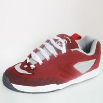 Vision Streetwear - Shoes Vintage Vision Street Wear Fusion Dark Red Nubuck