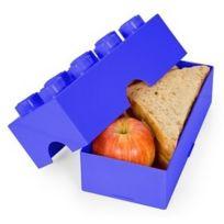 Room Copenhagen - Boîte à goûter rigolo lego lunch box bleu