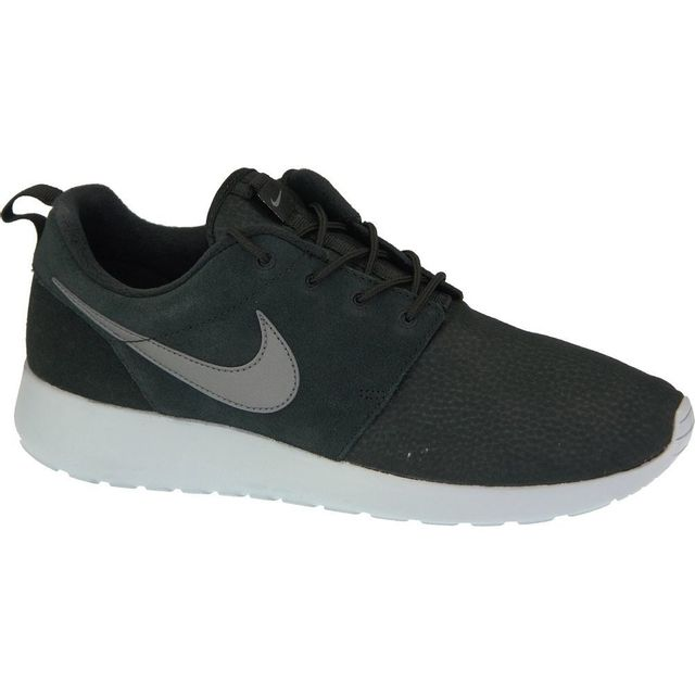 buy online e0fc2 a86a0 ... Nike - Nike Roshe One Suede 685280-001 Homme Baskets Noir ...
