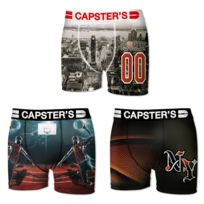Capster'S Official - capster - Boxers Boyz Trio