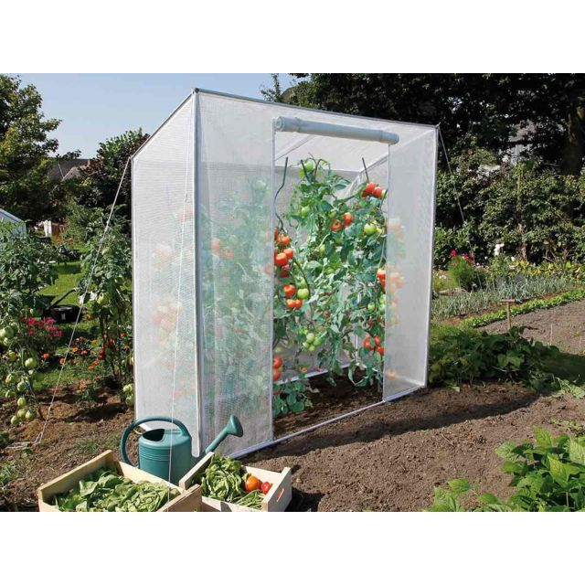 nature serre tomates 200 cm pas cher achat vente serres en plastique rueducommerce. Black Bedroom Furniture Sets. Home Design Ideas
