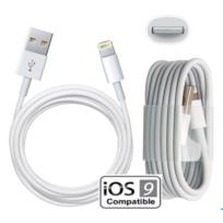 Little Boutik - Cable Usb Chargeur pour Apple iPhone 5 / 5S / Se Couleur