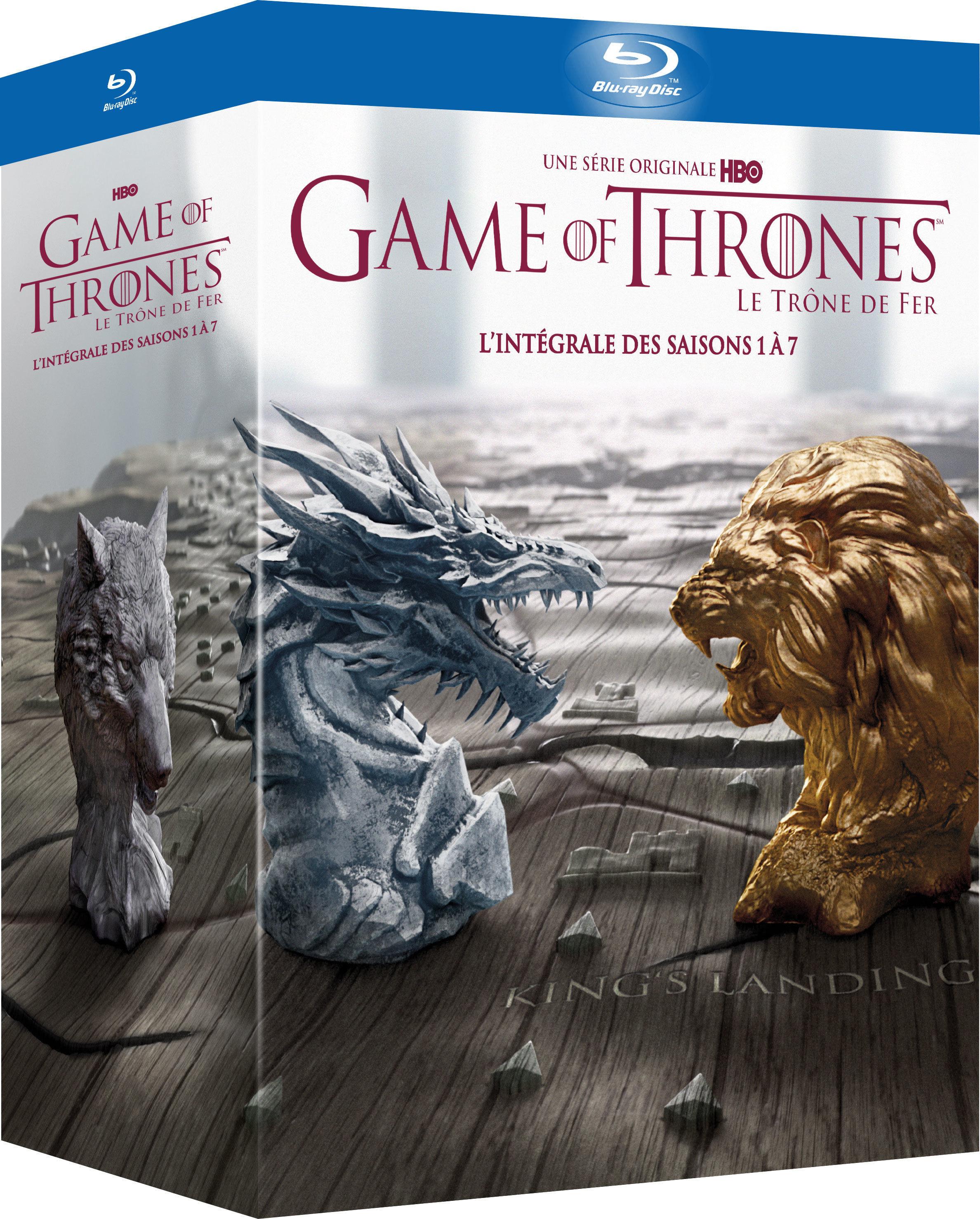 Game of Thrones - Saison 1-7