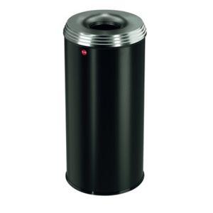 Hailo poubelle a papier antifeu 50 litres pas cher for Poubelle cuisine 50 litres pas cher