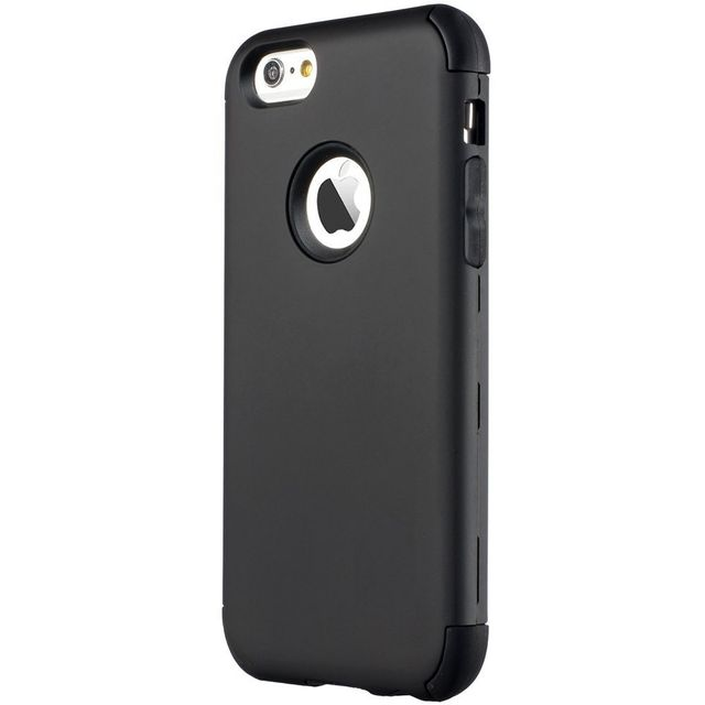 coque iphone 6 noir mat