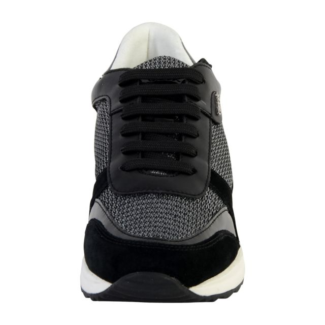 Geox Basket D Airell C Metal.TEXT pas cher Achat