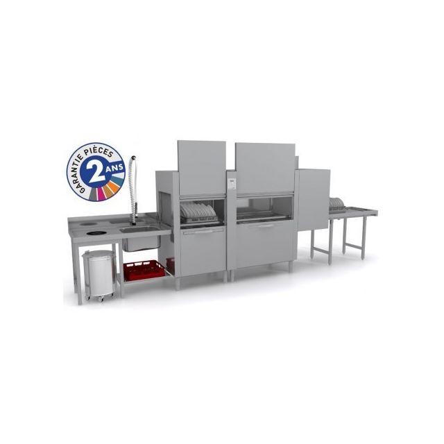 Colged Lave-vaisselle à avancement automatique - Prélavage + Lavage + Rinçage - Isy31112