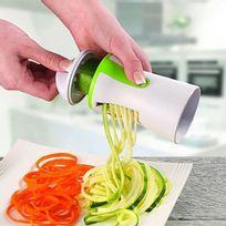 Alpexe - Cuisine Créatif / Multifonction Acier inoxydable / Plastique Coupe-Fruits & Légumes