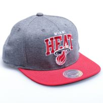 Mitchell And Ness - Casquette Jeat Gris