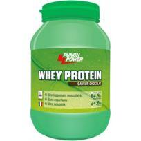 Punch Power - Whey Protein saveur chocolat - Boisson hyperprotidique