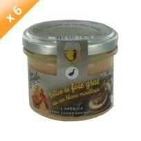 Lucien Georgelin - Délice de Foie Gras au Vin Blanc Moelleux 6x100g
