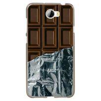 Kabiloo - Coque souple pour Huawei Y5II avec impression Motifs tablette de chocolat
