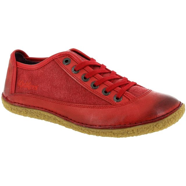 78cec331aaae09 Kickers - Hollyday - pas cher Achat / Vente Baskets femme - RueDuCommerce