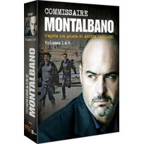 Koba Film - Commissaire Montalbano - L'intégrale - Volume 1 à 4