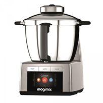 MAGIMIX - Robot Cuiseur Multifonction Cook Expert Chromé Mat