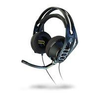 PLANTRONICS - Casque audio filaire RIG 500 HD - Noir