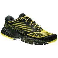 La Sportiva - Akasha Noire Et Sulphur chaussure de trail
