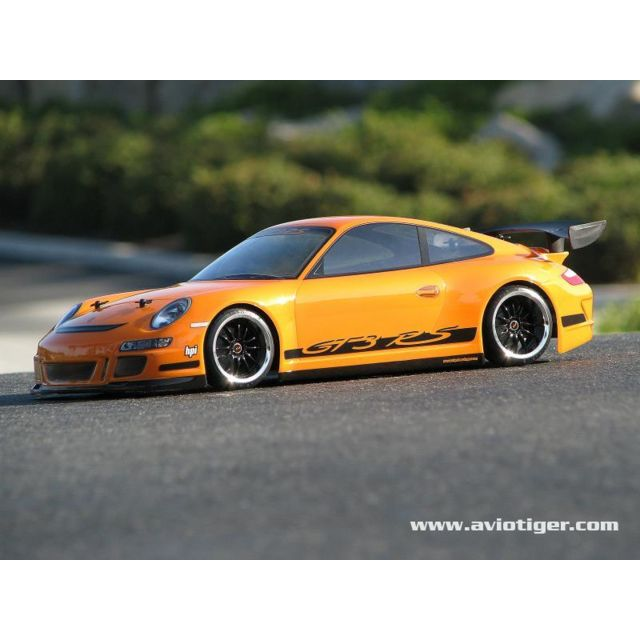Hpiracing Hpi Carrosserie Porsche 911 Gt3 200Mm