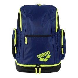 e5587979953454 Arena - Sac à dos de natation Spiky 2 Large Backpack bleu jaune - pas cher  Achat   Vente Sacs de piscine - RueDuCommerce