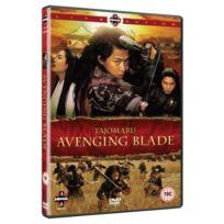 Manga - Tajomaru: Avenging Blade IMPORT Anglais, IMPORT Dvd - Edition simple