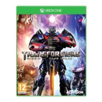 Xbox One - New Et Sealed! Transformers Rise Of The Dark Spark Microsoft Game Uk
