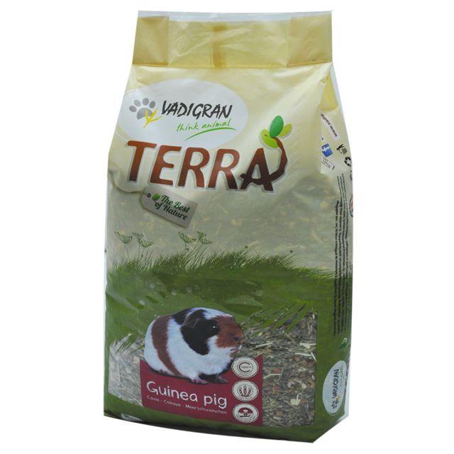 Vadigran Aliments Terra pour Cobaye - 7Kg