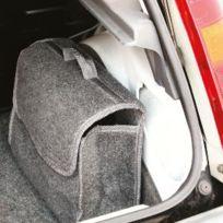 Carpoint - Sac de rangement pour le coffre auto voiture car