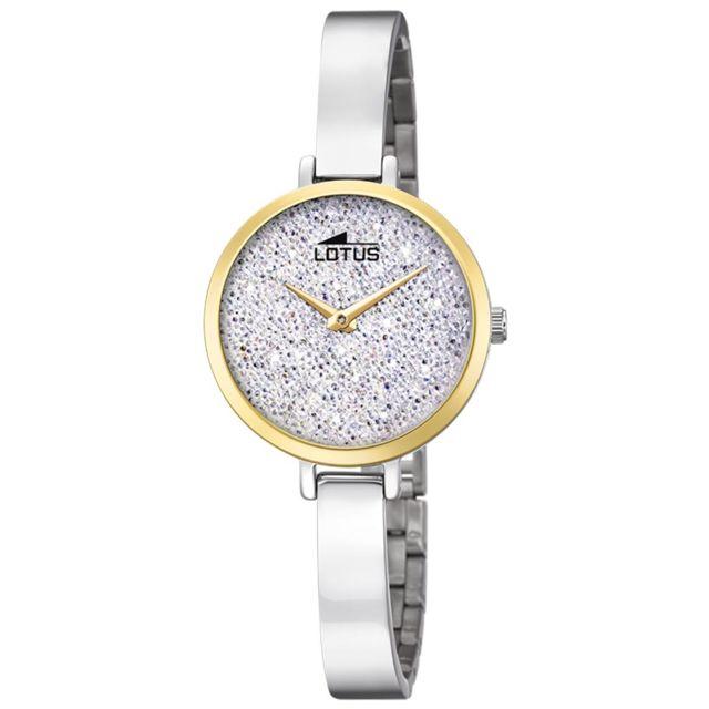 lotus montre en acier gris achat vente montre n a pas ch re rueducommerce. Black Bedroom Furniture Sets. Home Design Ideas